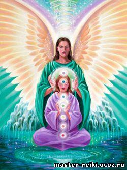 Ангел Габриэль,смягчение симптомов светового тела - Учебный Центр